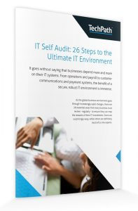 IT Audit: 26 Steps to the Ultimate IT Environment