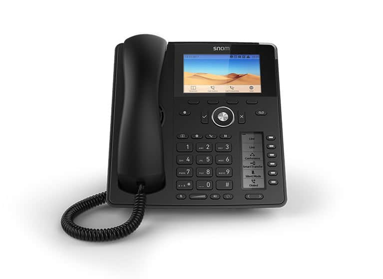 snom phone